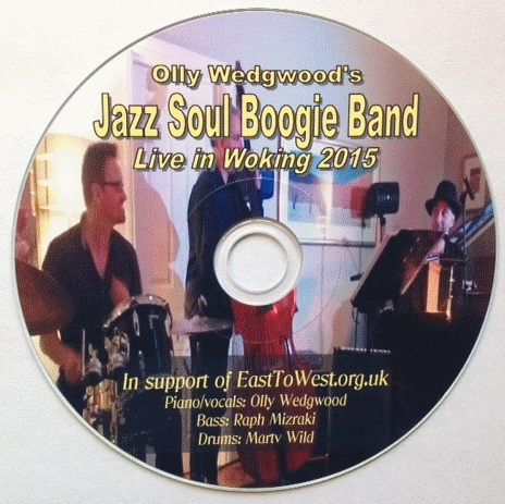 The Jazz Soul Boogie Band - Live!